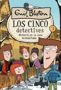 Libro Los 5 detectives 3. Misterio de la casa deshabitada, autor Librería Bubok