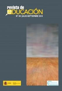 REVISTA DE EDUCACIÓN N.381 (JULIO - SEPTIEMBRE 2018)