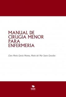 MANUAL DE CIRUGIA MENOR PARA ENFERMERIA
