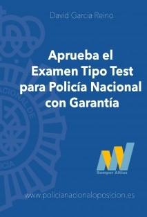 Como aprobar el examen tipo test de conocimientos para la Oposición de  Policía Nacional con Garantía