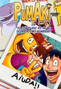 Pumaki en El cómic que no se me ocurre cómo nombrar