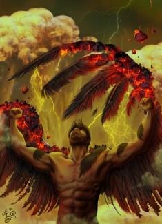 El Periplo del Ángel: Acto II: La Celda de los Titanes