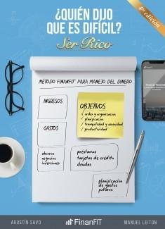 Ebook Finanzas Personales: ¿Quién dijo que es difícil? Ser Rico