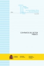 "TEXTO LEGAL Nº 6/2018 ""CONTRATOS DEL SECTOR PÚBLICO"""