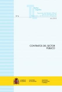 """TEXTO LEGAL Nº 6/2018 """"CONTRATOS DEL SECTOR PÚBLICO"""""""