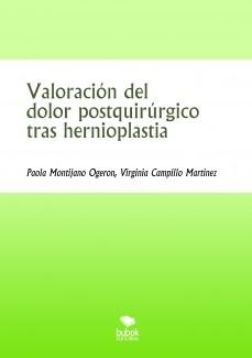 Valoración del dolor postquirúrgico tras hernioplastia