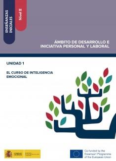 Enseñanzas iniciales: Nivel II. Ámbito de Desarrollo e Iniciativa Personal y Laboral. Unidad 1. El curso de inteligencia emocional