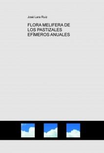 FLORA MELIFERA DE LOS PASTIZALES EFÍMEROS ANUALES