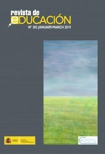 Revista de educación nº 383. January-March  2019