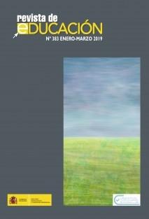 Revista de educación nº 383. Enero-Marzo 2019