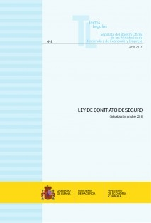 """TEXTO LEGAL Nº 8/2018 """"LEY DE CONTRATO DE SEGURO"""""""