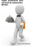 Inglés profesional para servicios de restauración. MF1051.