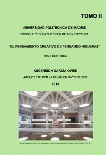 El Pensamiento Creativo de Fernando Higueras. Tomo 2