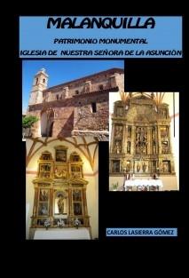 Malanquilla. Patrimonio monumental. Iglesia de Nuestra Señora de la Asunción.