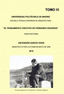 El Pensamiento Creativo de Fernando Higueras. Tomo 3