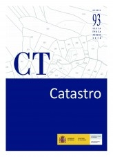Libro REVISTA CATASTRO Nº 93 LIBRO-E, autor Libros del Ministerio de Hacienda
