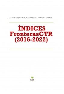 FronterasCTR: ÍNDICES, MATERIAS Y AUTORES. (2016-2020)