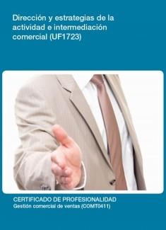 UF1723 - Dirección y estrategias de la actividad e intermediación comercial