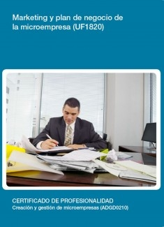 UF1820 - Marketing y plan de negocio de la microempresa