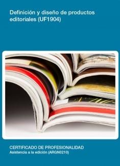 UF1904 - Definición y diseño de productos editoriales