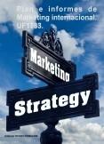 Plan e informes de marketing internacional. UF1783.