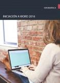Iniciación a word 2016