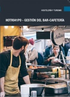 HOTR041PO - Gestión del bar-cafetería