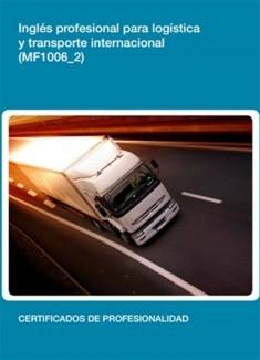 MF1006_2 - Inglés profesional para logística y transporte internacional
