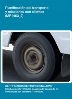 MF1463_2 - Planificación del transporte y relaciones con clientes