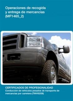 MF1465_2 - Operaciones de recogida y entrega de mercancías