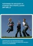 MF1866_2 - Actividades de educación en el tiempo libre infantil y juvenil