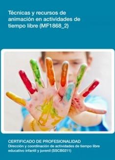 MF1868_2 - Técnicas y recursos de animación en actividades de tiempo libre