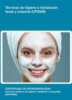 UF0088 - Técnicas de higiene e hidratación facial y corporal