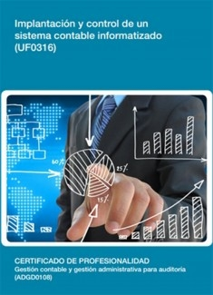 UF0316 - Implantación y control de un sistema contable informatizado