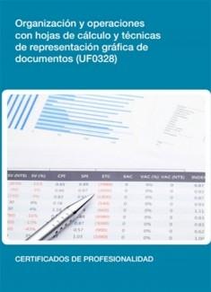 UF0328 - Organización y operaciones con hojas de cálculo y técnicas de representación gráfica de documentos
