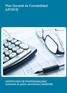 UF0515 - Plan general de Contabilidad