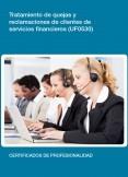 UF0530 - Tratamiento de quejas y reclamaciones de clientes de servicios financieros