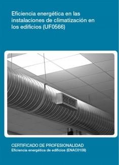 UF0566 - Eficiencia energética en las instalaciones de climatización en los edificios