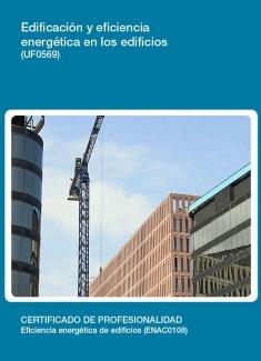 UF0569 - Edificación y eficiencia energética en los edificios