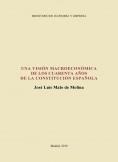 Una visión macroeconómica de los cuarenta años de la Constitución española