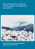 UF0685 - Aprovisionamiento, control de costes y gestión del alojamiento rural