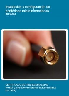 UF0862 - Instalación y configuración de periféricos microinformáticos