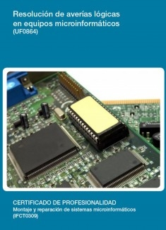 UF0864 - Resolución de averías lógicas en equipos microinformáticos