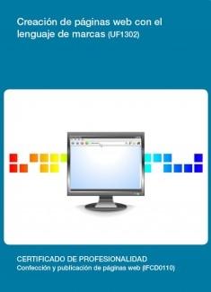 UF1302 - Creación de páginas web con el lenguaje de marcas