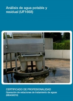 UF1668 - Análisis de agua potable y residual
