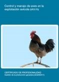 UF2170 - Control y manejo de aves en la explotación avícola