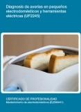 UF2245 - Diagnosis de averías en pequeños electrodomésticos y herramientas eléctricas