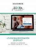 ¿Tu página de donación es eficaz? Mejora la captación de fondos online de tu ONG