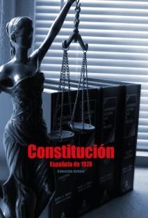 Constitución Española de 1978: Texto íntegro en cuaderno formato folio con más espacio para anotaciones