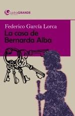 Libro La casa de Bernarda Alba. (Edición en letra grande), autor Ediciones LetraGRANDE